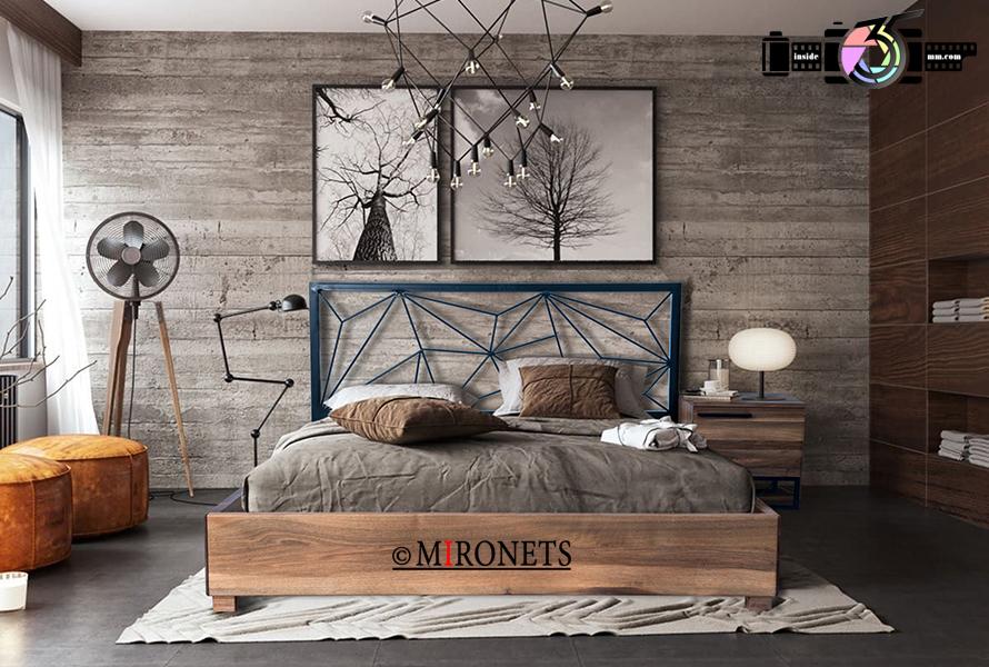 как сфотографировать кровать и пометститье ее в инерьер комнаты