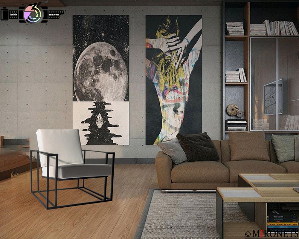 харьков фотограф мебель предметный лофт кресло в интерьер