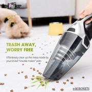 Handheld Vacuum_dirt