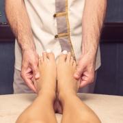 фотографии массажа ног, примеры работ