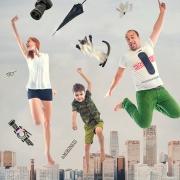 идеи для семейной фотосессии, креативный профессиональный семейный фотограф харьков