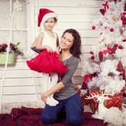 детский фотограф на новый год