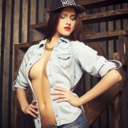 фотограф Майронетс Наталия, модель Черникина Анастасия